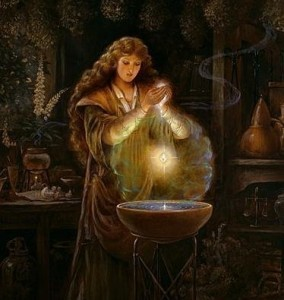 Witch Spells for Success