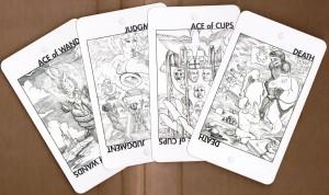 The Healing Tarot