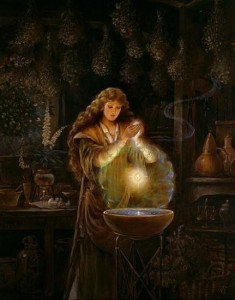 Easy Spells for Young Witches