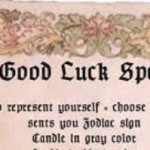 Good Witches Spells for Luck