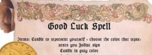 Good Witches Spells Fortune