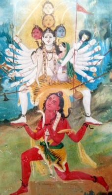 kaal-bhairav-vashikaran-mantra