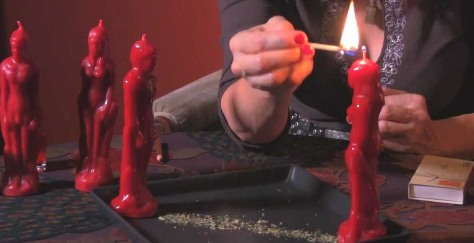 Return or Attract Lover Candle Spells | Powerful Witchcraft